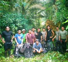 Park Guard group